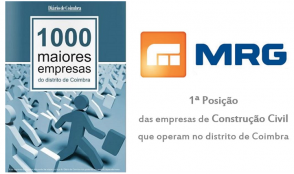 MRG is one of the largest companies in Portugal Central Region