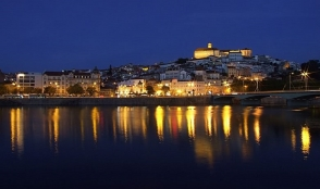 Coimbra 1st city with all LED street lighting