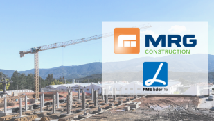 MRG CONSTRUCTION CONSIDERED PME LÍDER 2016