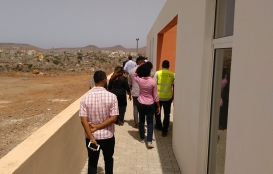 Visit to the Cape Verde Contract